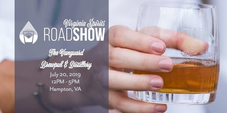 Virginia Craft Spirits Roadshow: Hampton (Vanguard Brewpub & Distillery) tickets