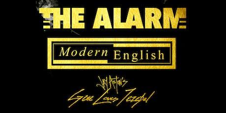 The Alarm, Modern English, Jay Aston's Gene Loves Jezebel: SIGMA LXXXV Tour tickets