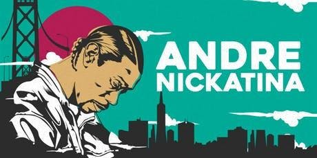 The Legend Andre Nickatina AKA Dre Dog Live @ The Grand | 4/20 tickets