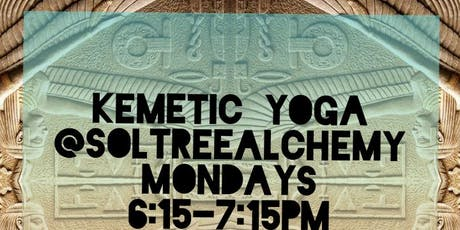 Kemetic Yoga  tickets