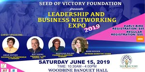 LEADERSHIP & BUSINESS NETWORKING EXPO 2019!!
