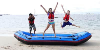 Unleashed School Holiday Program: River Rafting Challenge