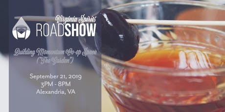 Virginia Craft Spirits Roadshow: Alexandria (at Building Momentum Co-Op Space) tickets