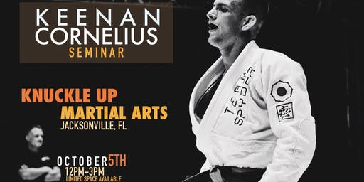 Keenan Cornelius Seminar | Jacksonville, FL