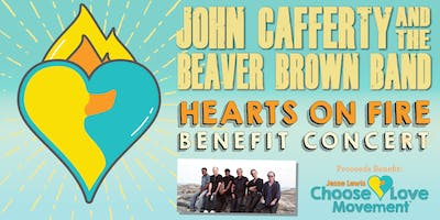 "John Cafferty & the Beaver Brown Band ""Hearts on Fire"" Benefit Concert for Jesse Lewis Choose Love Movement"