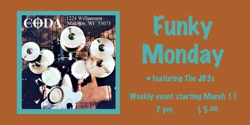 Funky Monday at Cafe CODA