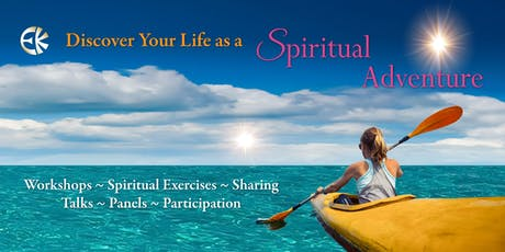 Discover Your Spiritual Adventure tickets