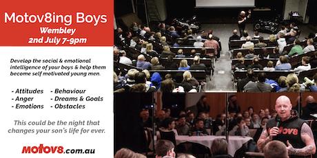 Motov8ing Boys - Wembley, Perth  tickets