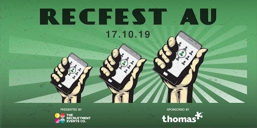 RecFest Australia 2019