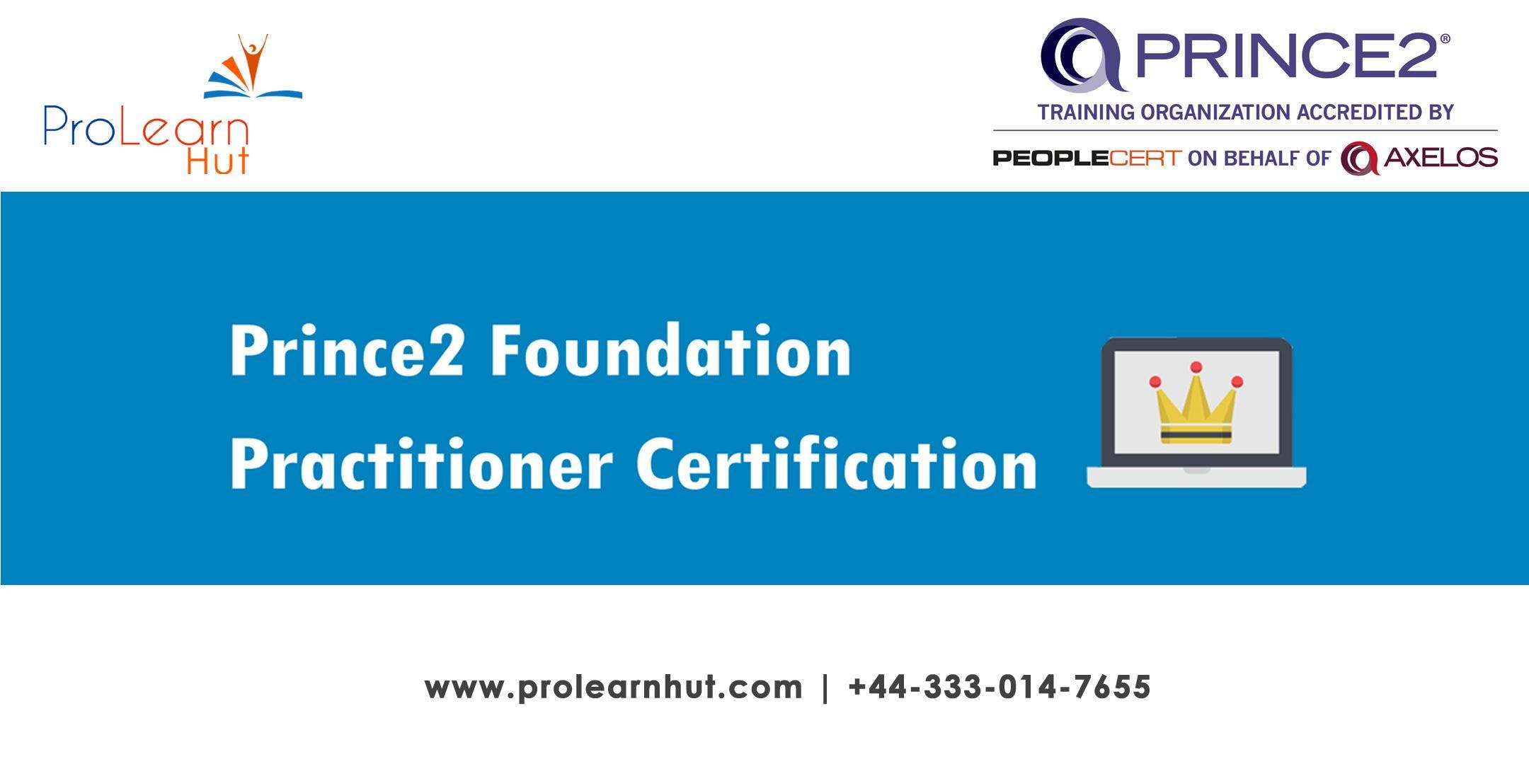 PRINCE2 Training Class | PRINCE2  F & P Class