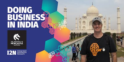 Doing Business in India with James Bradley