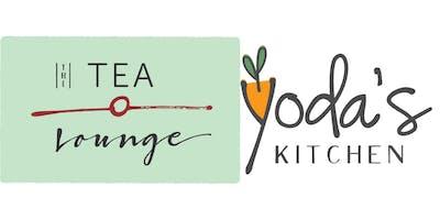 """Yoda @ the Lounge: \""""Around the World Vegan\"""" Tea Pairing Dinner"""