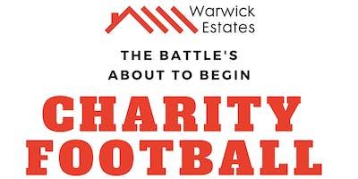 Warwick Charity Football Match