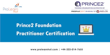 PRINCE2 Training Class | PRINCE2  F & P Class | PRINCE2 Boot Camp |  PRINCE2 Foundation & Practitioner Certification Training in Bradford, England | ProlearnHUT tickets