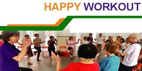 HAPPY Workout (Jul 2019) tickets