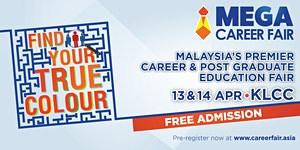 Mega Career Fair & Post-Graduate Education Fair 2019 -...