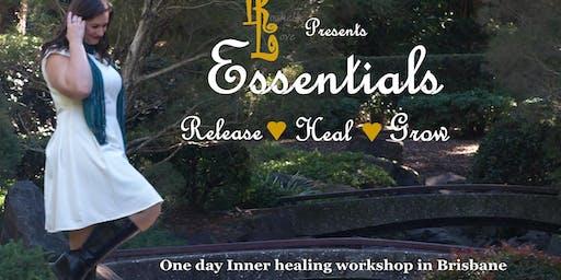 Essentials, Release - Heal - Grow