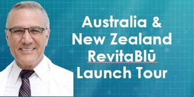 Sydney - RevitaBlu Launch Tour