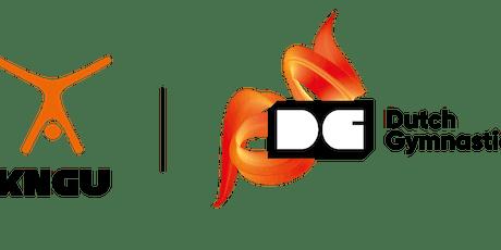 Dutch Gymnastics - The Connection - Noord (Assen) tickets