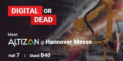 Hannover Messe 2019 - Industrial Technology Event in Germany
