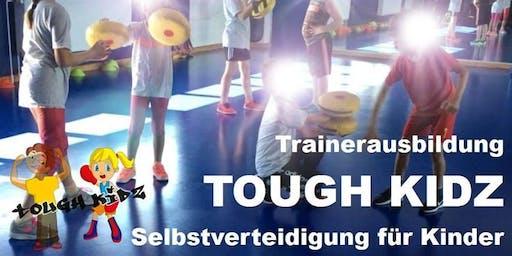 Trainerausbildung TOUGH KIDZ 2-2019
