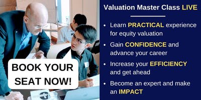 Valuation Master Class Live in Bangkok