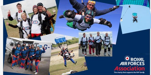 Tandem Parachute Experience Day 2019
