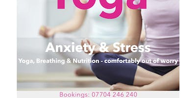 Anxiety & Stress magic eraser - free taster class