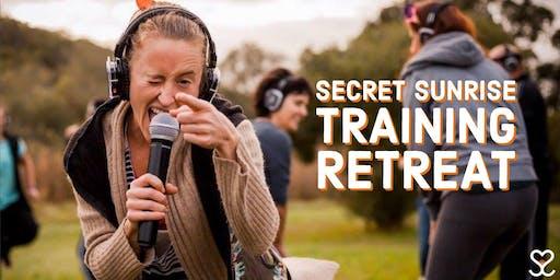 Secret Sunrise - Training Retreat London