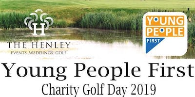 Young People First Charity Golf Day 2019