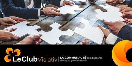 Journée LeClub Visiativ - Paris - Juin 2019 billets