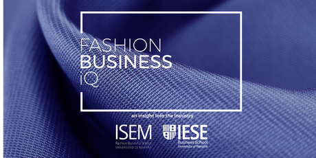 Fashion Business iQ: An Insight into the Industry tickets