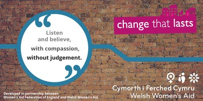 "Change That Lasts: ""ask me"" Community Ambassador training (21st and 28th September)"