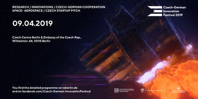 Czech-German Innovation Festival 2019