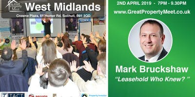 The Great Property Meet - West Midlands