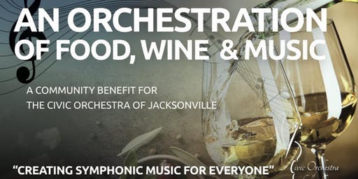An Orchestration of Food, Wine & Music