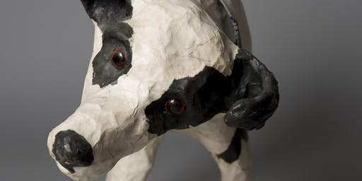Dog Sculpture Workshop 10am - 12pm