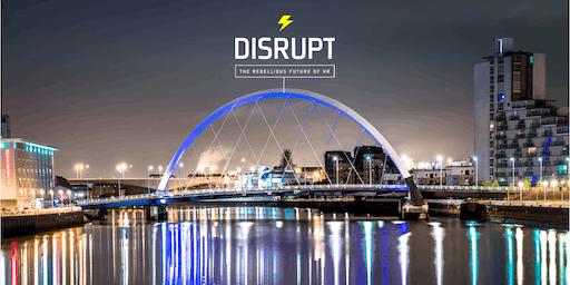 DisruptHR Glasgow #3