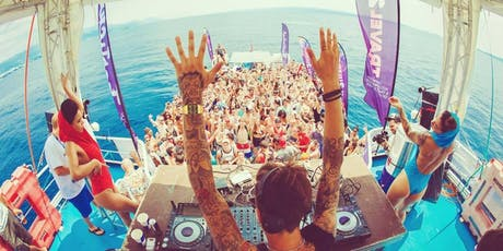 Hamburg Reggaeton Boat Party Tickets