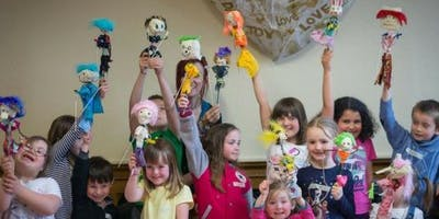 Puppet Animation Festival 2019: Funky Puppet-Making Workshop