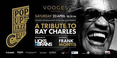 Pop Up The Jazz Club - Tribute to Ray Charles