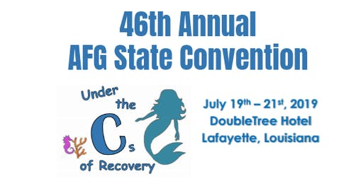 46th Annual AFG State Convention -