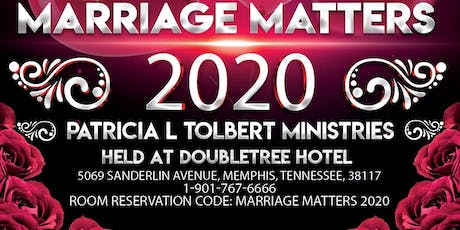 3rd Annual Marriage Matters Conference  tickets