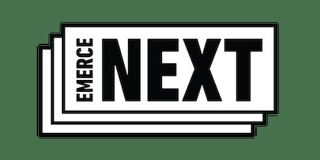 Emerce Next tickets