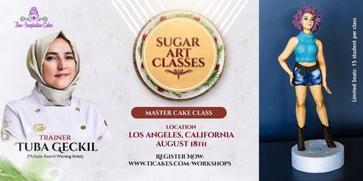 California Master Cake Class
