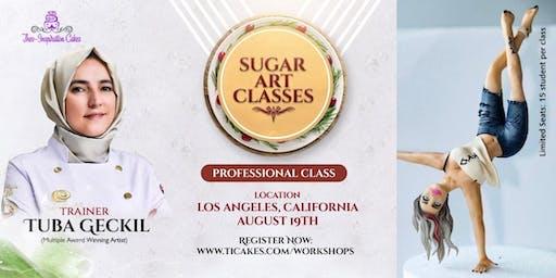 California Professional Cake Class
