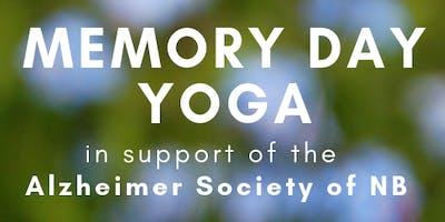 Memory Day Yoga