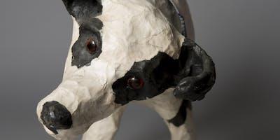 Dog Sculpture Workshop 1-3pm