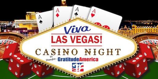 Viva Las Vegas Casino Night Fundraiser (2019)
