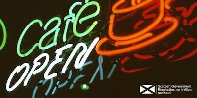 The Rights Café - Dumfries